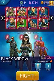 Marvel Puzzle Quest Screenshot 33