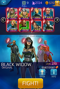 Marvel Puzzle Quest - screenshot thumbnail
