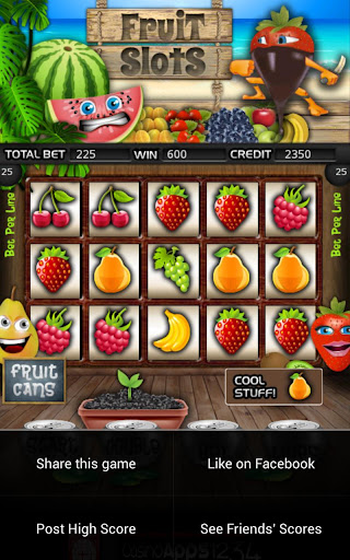 Fruit cocktail slot machine android download