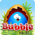Bubble Birds logo