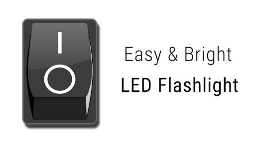 Easy Bright LED Flashlight