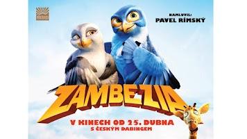Screenshot of Zambezia Czech