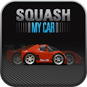 Squash My Car logo