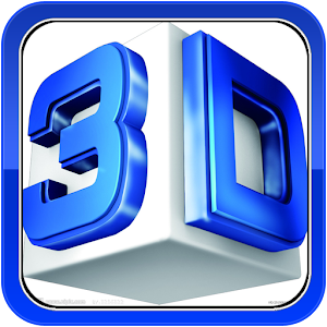 3D Backgrounds & Wallpaper HD 個人化 App LOGO-APP試玩