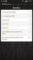 Screenshot of Guitarama (Free) - chords
