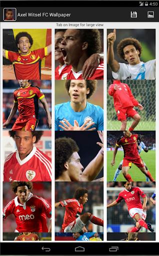 Axel Witsel FC Wallpaper