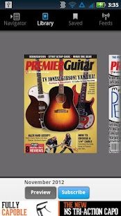 Premier Guitar Magazine- screenshot thumbnail