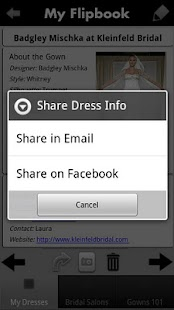 iBridalGown Shopping Assistant- screenshot thumbnail