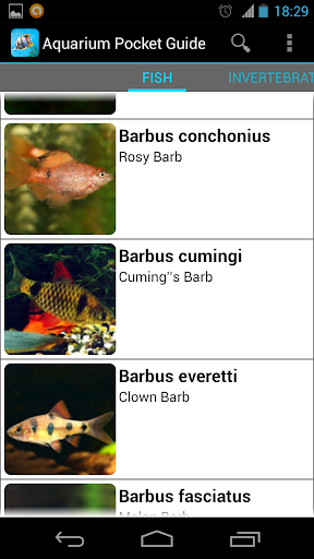 【免費書籍App】Aquarium Pocket Guide-APP點子