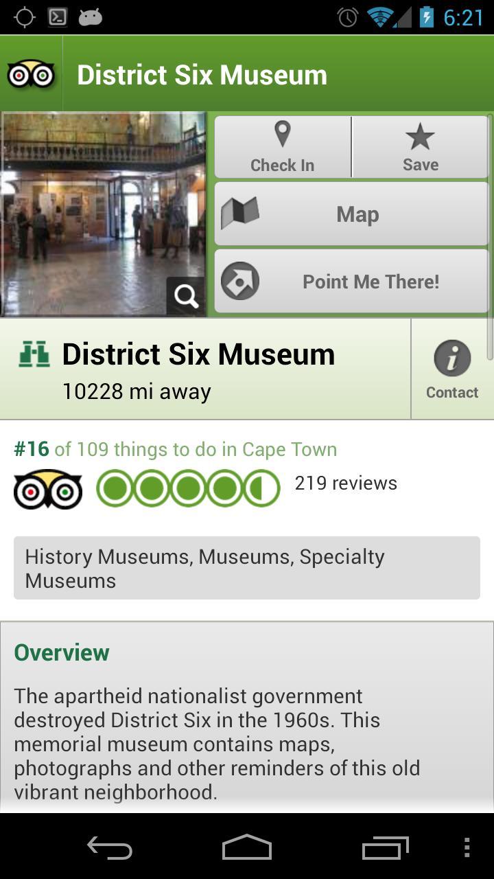 Cape Town City Guide screenshot #3