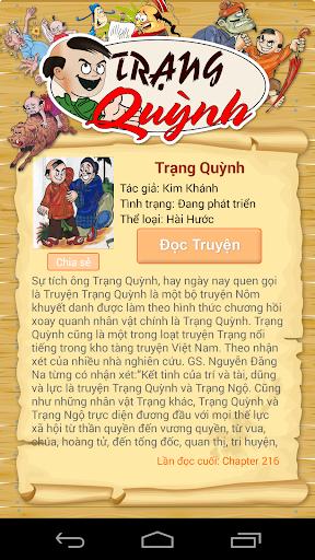 Trang Quynh - Truyen Tranh Hay