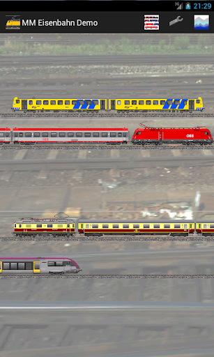 MM Eisenbahn Demo