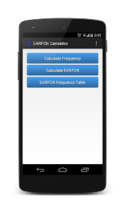 EARFCN Calculator- screenshot thumbnail
