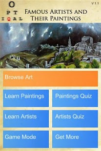 Famous Paintings - Art History- screenshot thumbnail