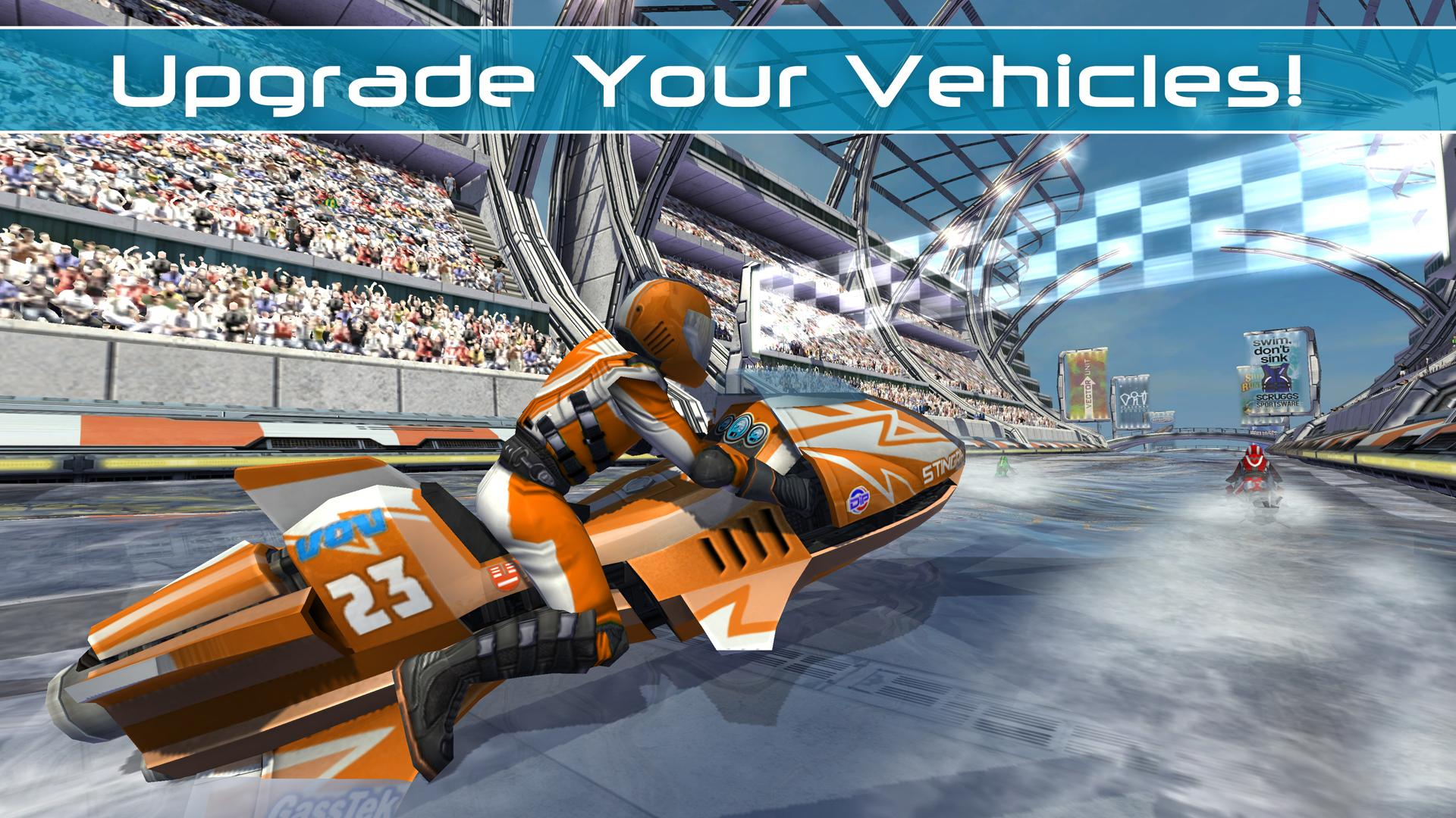 Riptide GP2 screenshot #1