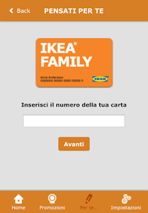 IKEA FAMILY - screenshot thumbnail