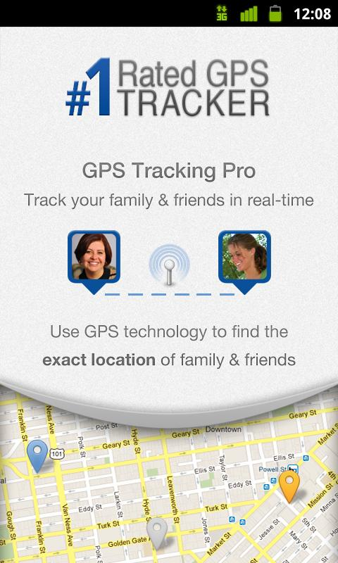 Rastreamento por GPS - screenshot
