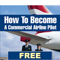 How To Become A Airline Pilot. icon