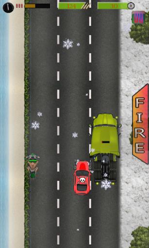 Road Rush Racing riot game