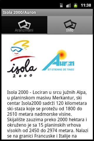 SKIBUS skijanje - screenshot