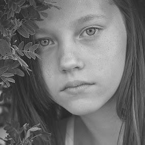Hailey by Tina Marie - Babies & Children Child Portraits ( girl child, portraiture, child, child photography, child portrait, portrait,  )