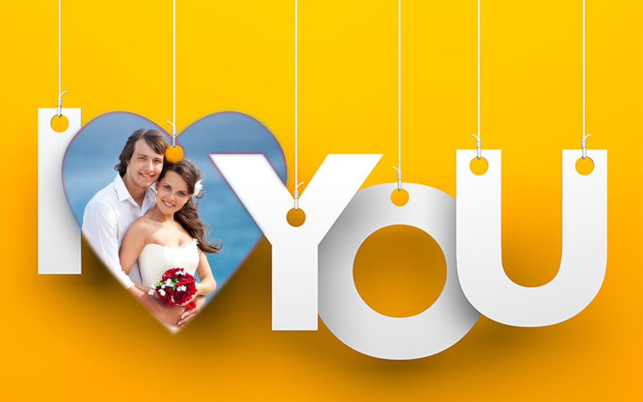 Love photo frames android apps on google play love photo frames screenshot jeuxipadfo Images