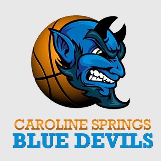 Caroline Springs Blue Devils LOGO-APP點子
