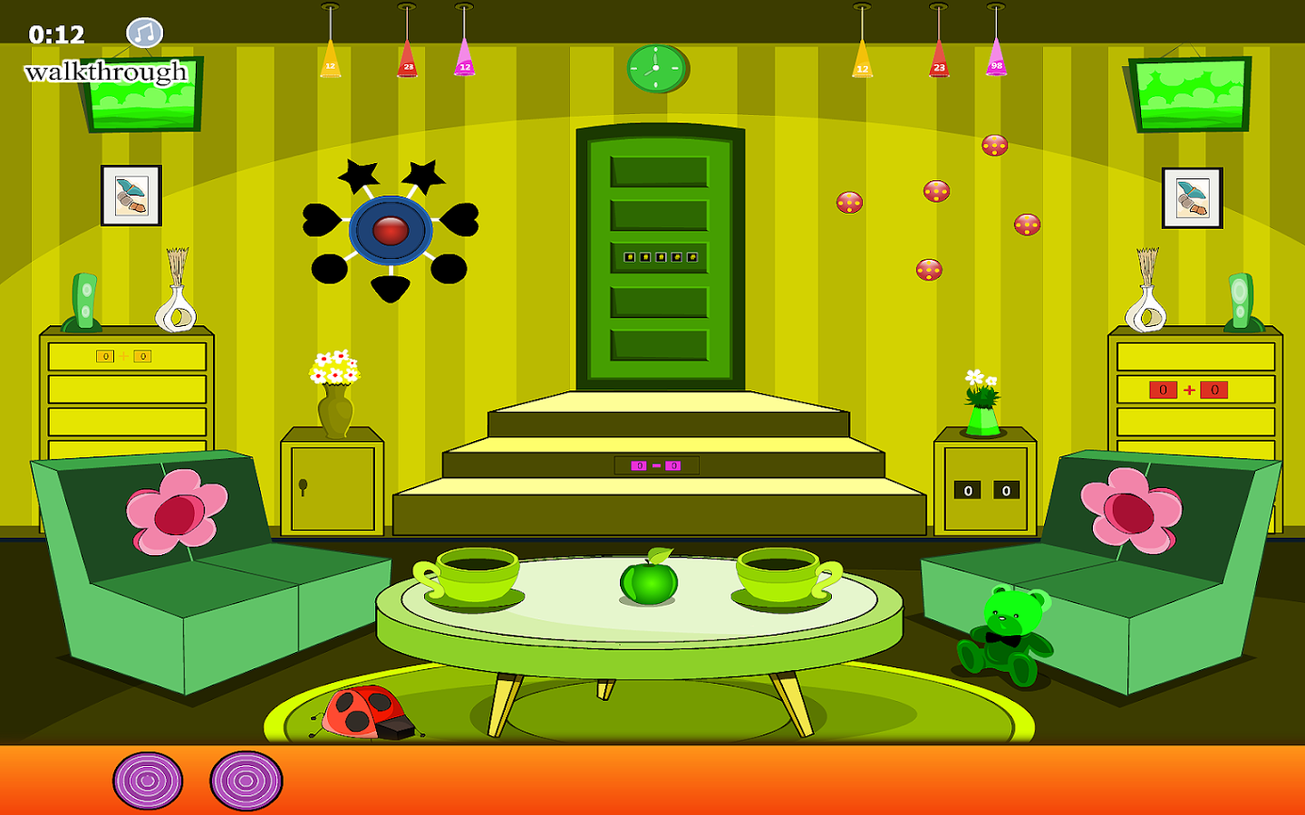 Escape Old Style Chat Room- screenshot
