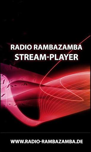 Radio Rambazamba Stream Player