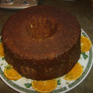 Ina's Orange Pound Cake