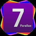 iOS7 Parallax Live Wallpaper v1.1.2 APK