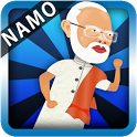 Namo Run Attack icon