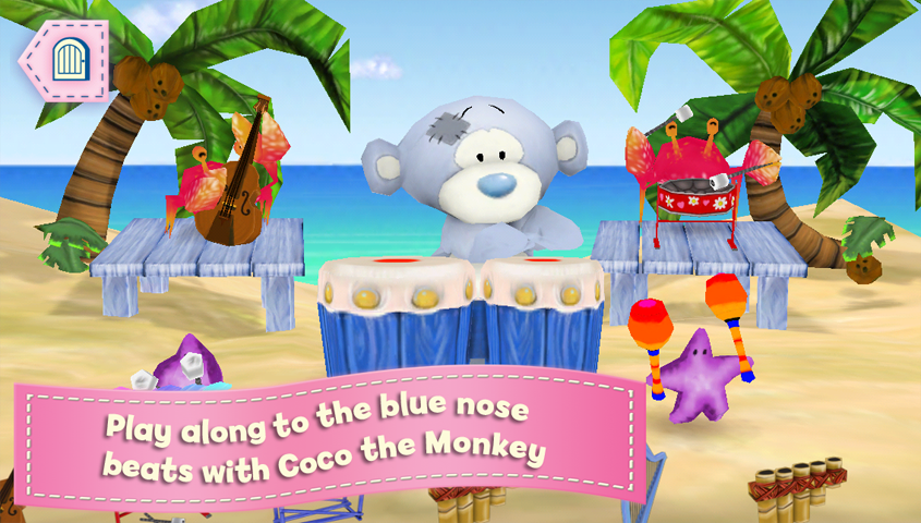 Blue Nose Friends- Tatty Puppy- screenshot