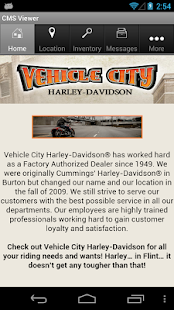 Vehicle City Harley-Davidson