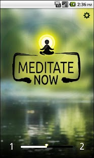 Dharma Meditation Trainer - screenshot thumbnail