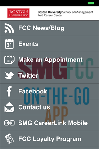 SMG FCC On-the-Go