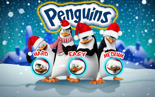 企鵝寶寶拼圖馬達加斯加