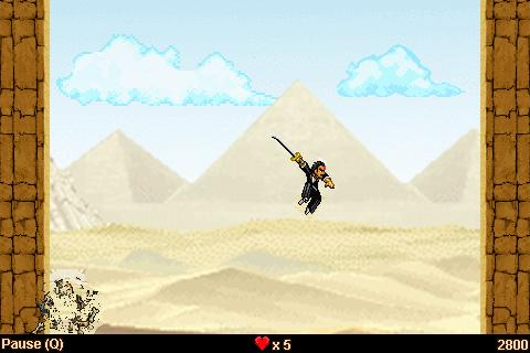 Ninja Strike Trial - screenshot