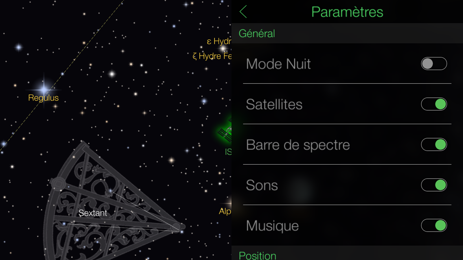 Star Walk - screenshot