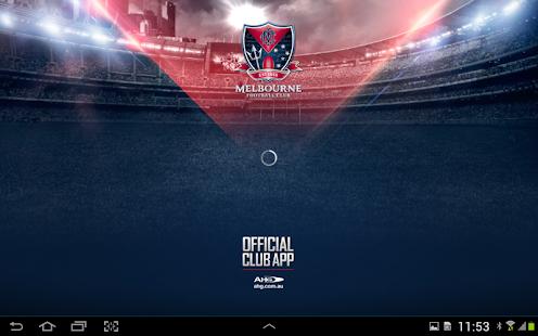 Melbourne Official App - screenshot thumbnail