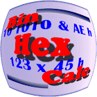 BinHexCalc icon