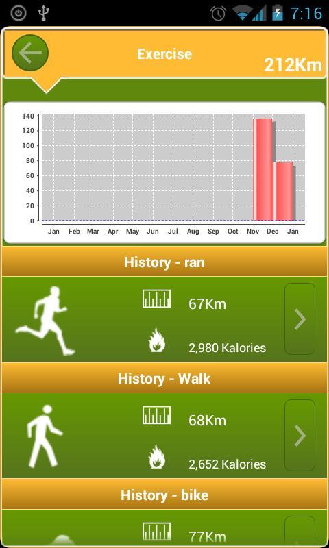 Trainer lite Exp. on Dec 2014 - screenshot