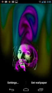 Bob Marley - Live Weed Smoke - screenshot thumbnail