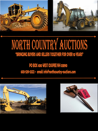 免費商業App|North Country Auctions|阿達玩APP
