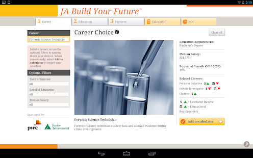 JA Build Your Future™ - screenshot thumbnail