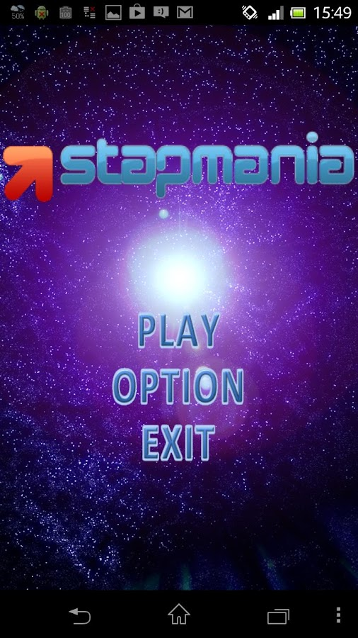 StapMania- screenshot