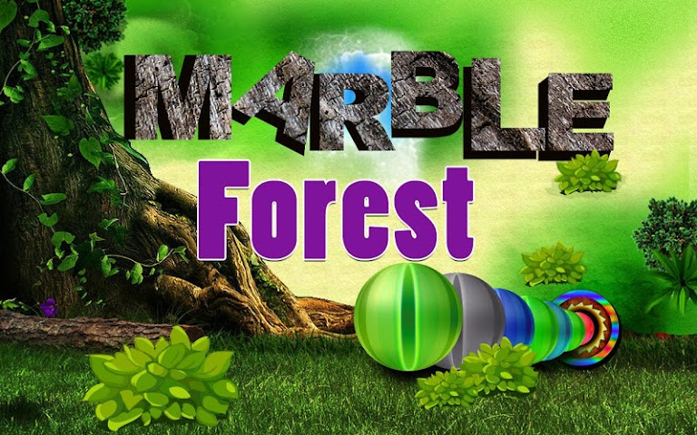 Screenshots for Marble Forest