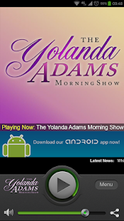 The Yolanda Adams Morning Show - screenshot thumbnail
