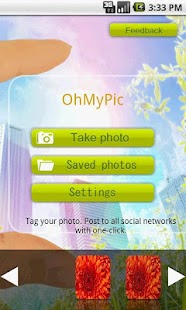 OhMyPic Photo Tagger - screenshot thumbnail