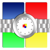 Click Clock Widget Plus